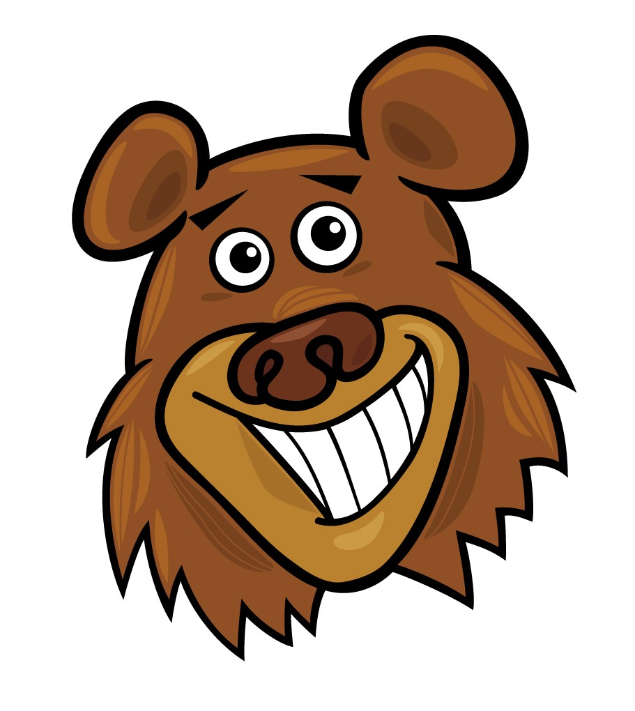 cartoon_bear_head