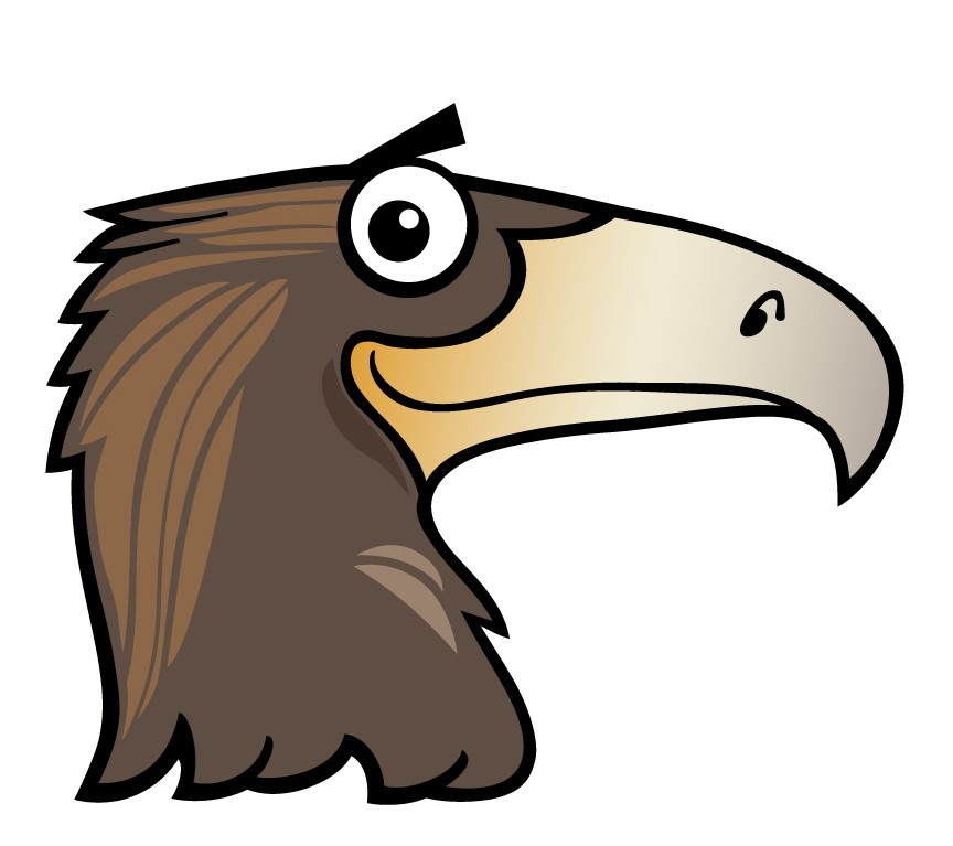 cartoon_eagle_head